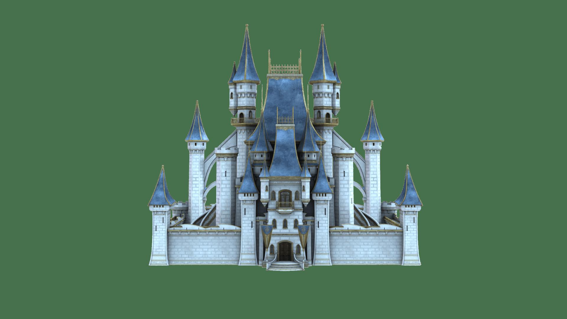 夢遊城堡長